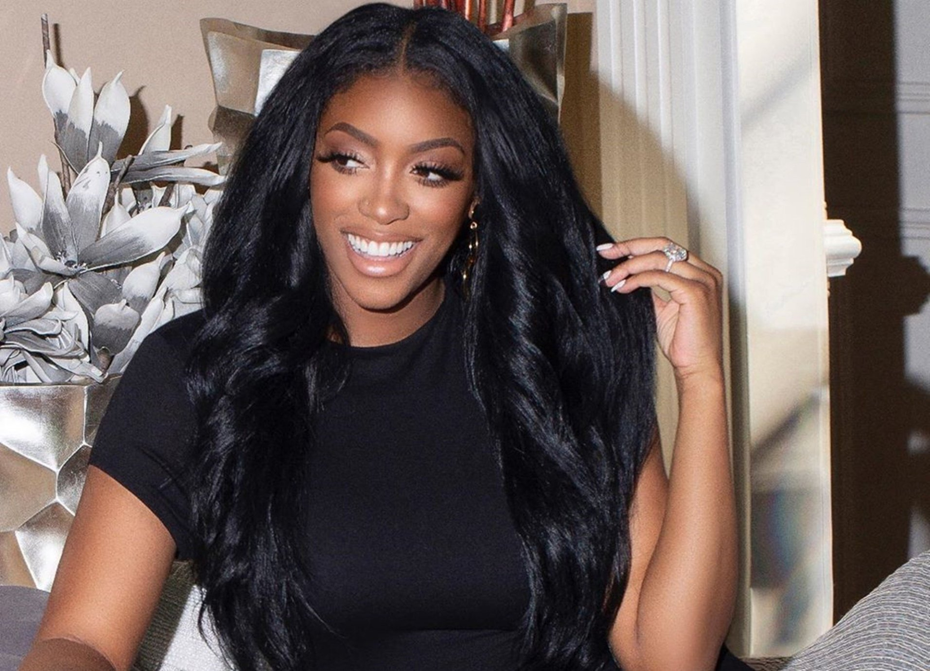 Porsha Williams Is Considering A Makeup Line - Check Out Her Video