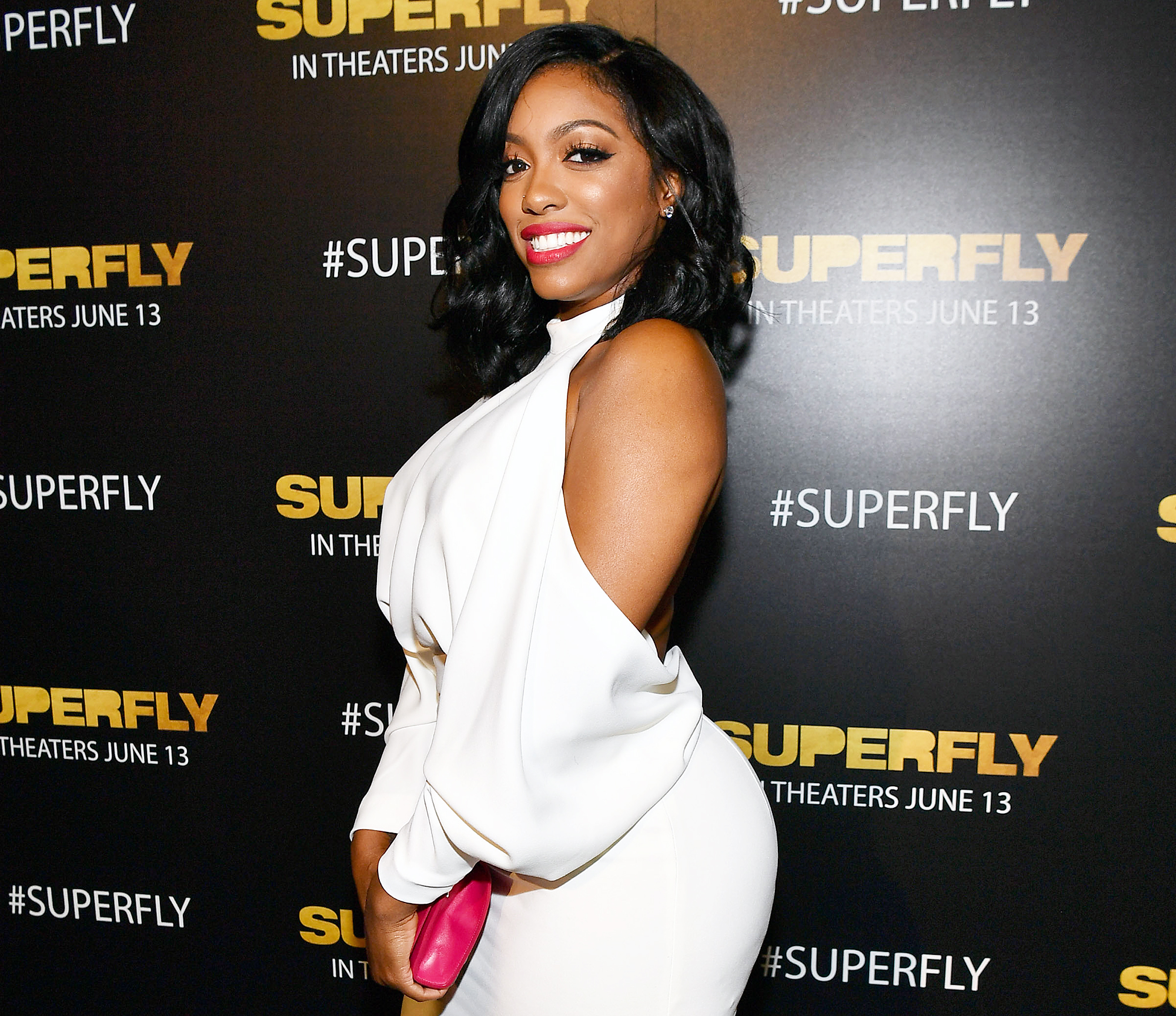Porsha Williams Flaunted Red Hair On Andy Cohen's Show And Fans Were Impressed By Her Makeup That She Did Herself