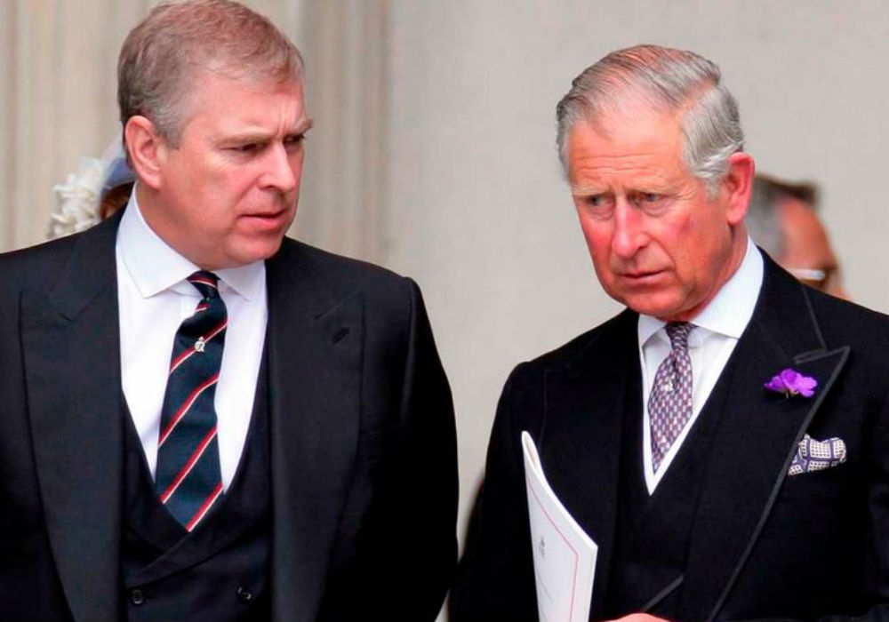 Prince Charles Wants To 'Strip Back the Royals' When He Becomes King In Wake Of Prince Andrew's Scandal
