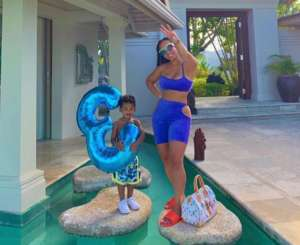 Tristan Thompson Is Pressured And Shamed Into Posting Picture And Birthday Message For His Son, Prince Thompson, As His Baby Mama, Jordan Craig, Parties With Their Child
