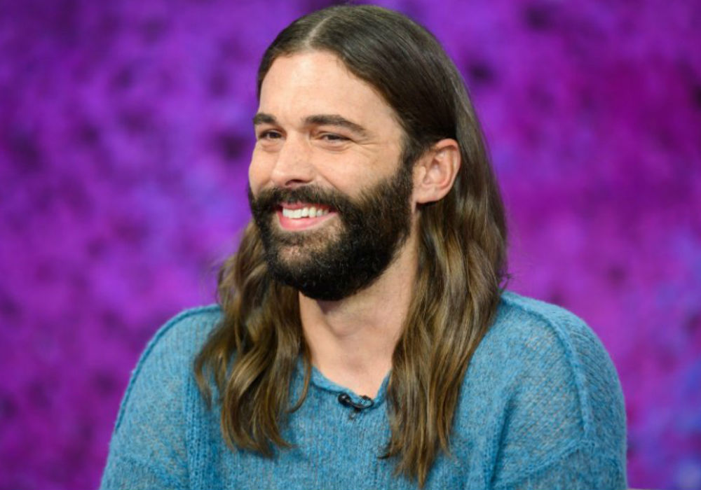 Queer Eye's Jonathan Van Ness Becomes First Solo Non-Female In 35 Years To Grace Cover Of Cosmopolitan UK
