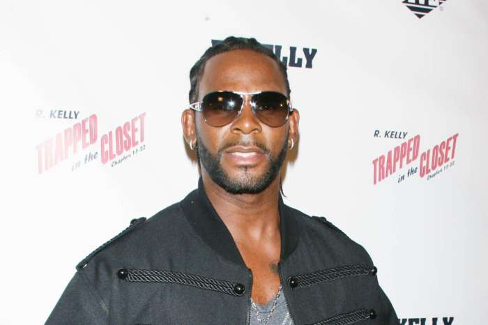 R. Kelly's Girlfriend Moves Out Of His Trump Tower Condo