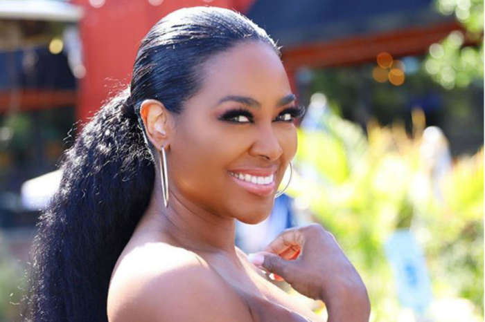 RHOA - Kenya Moore Says Having A Baby Made It Impossible To Be Intimate With Marc Daly