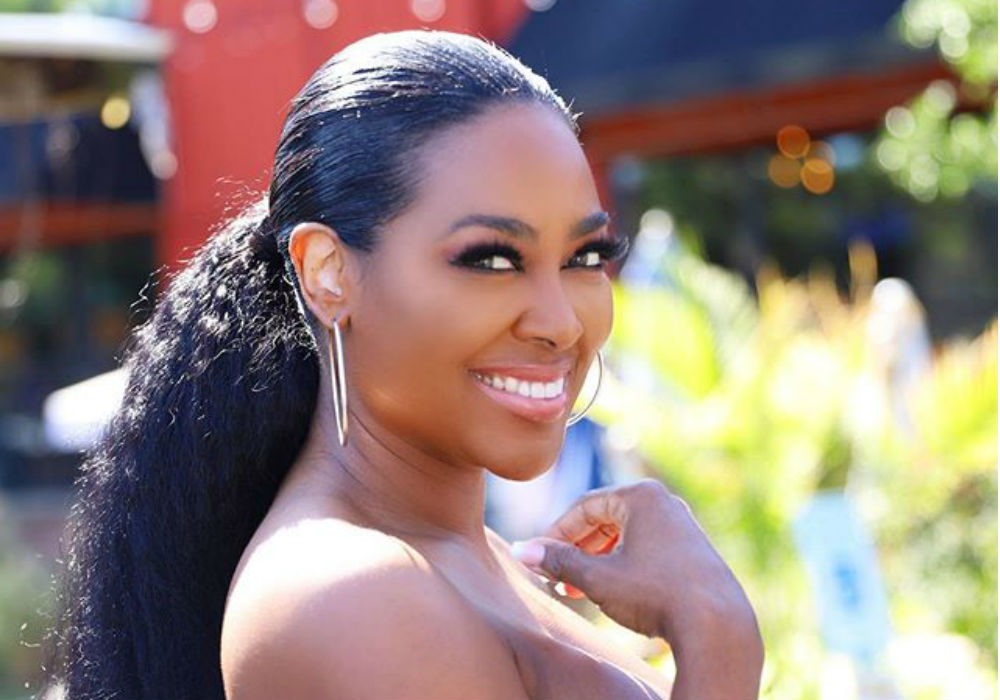 RHOA – Kenya Moore Says Having A Baby Made It Impossible To Be Intimate With Marc Daly