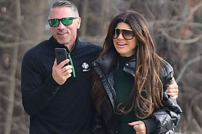 RHONJ - Teresa Giudice Spotted With Her Ex Anthony Delorenzo After Announcing Split From Husband Joe