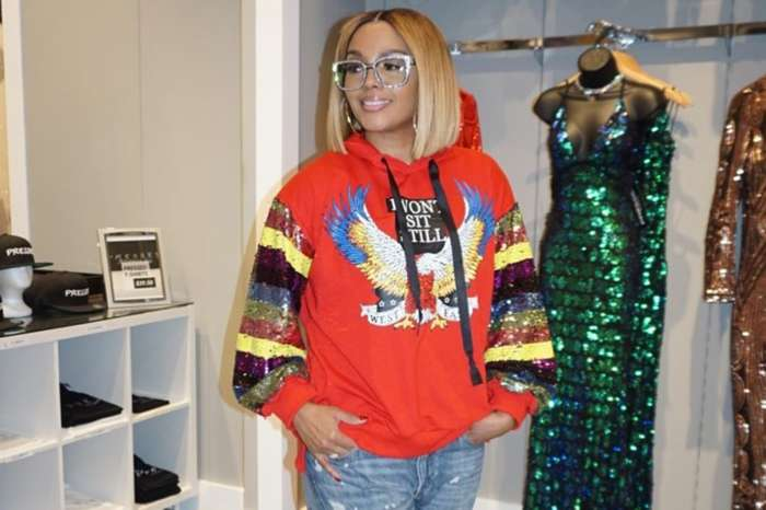 Rasheeda Frost's Ombre Game Is Lit - Fans Love This Look