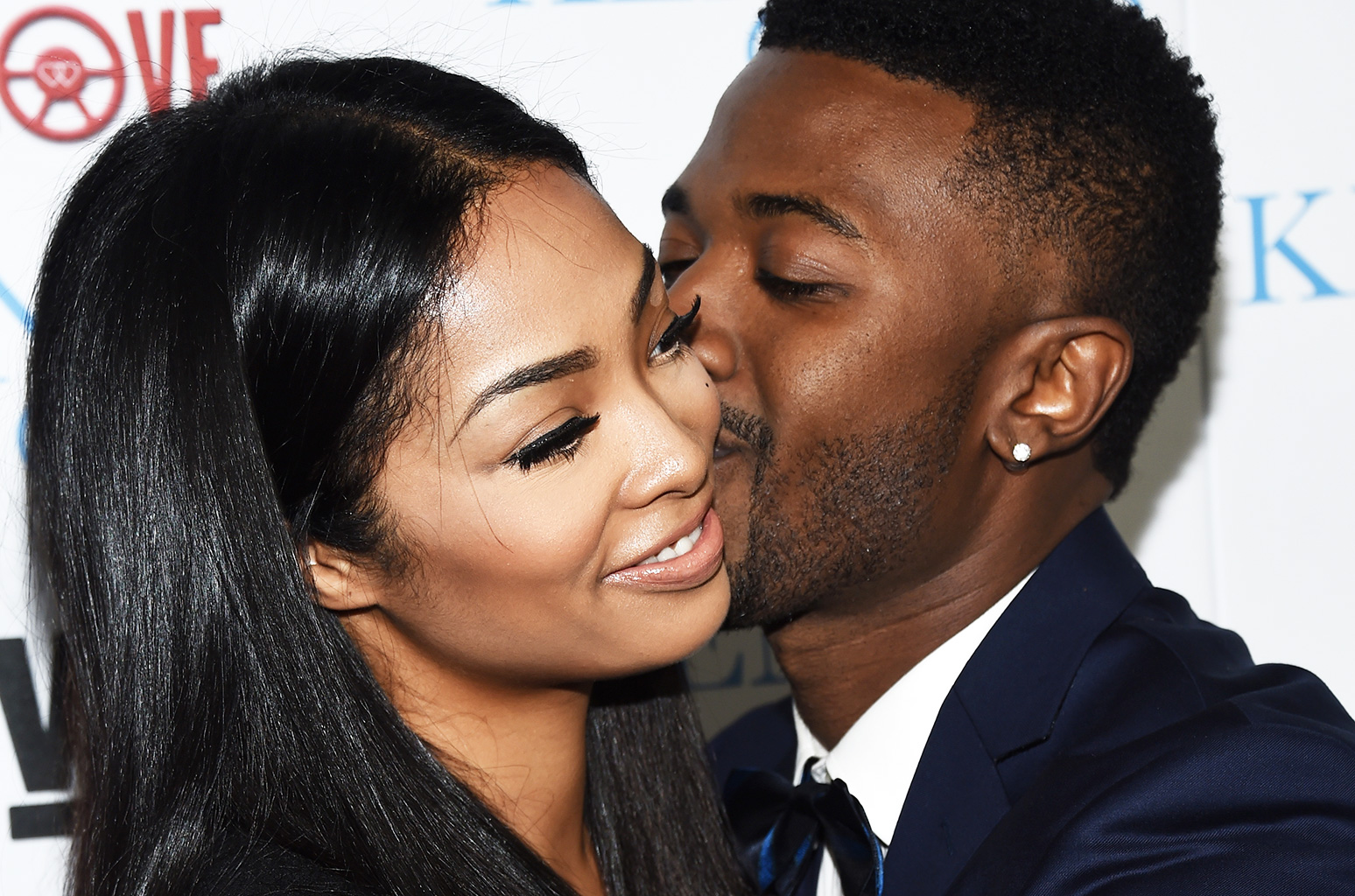 Ray J and Princess Love welcome baby boy after Vegas drama