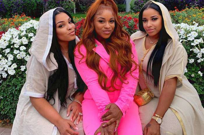 Toya Wright, Her Fiancé, Robert Rushing, And Daughter Reginae Carter Have Been Enjoying Their Holiday In Dubai And Amsterdam, According To These Photos