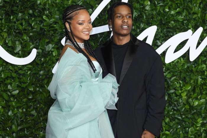 Rihanna And ASAP Rocky Represent Fenty At British Fashion Awards And Spark Couple Alert As Pair Was Virtually Inseparable