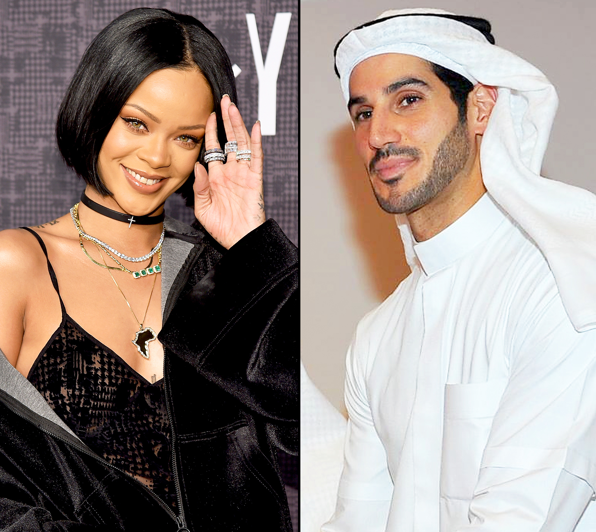Rihanna Hassan Jameel Boyfriend Dating