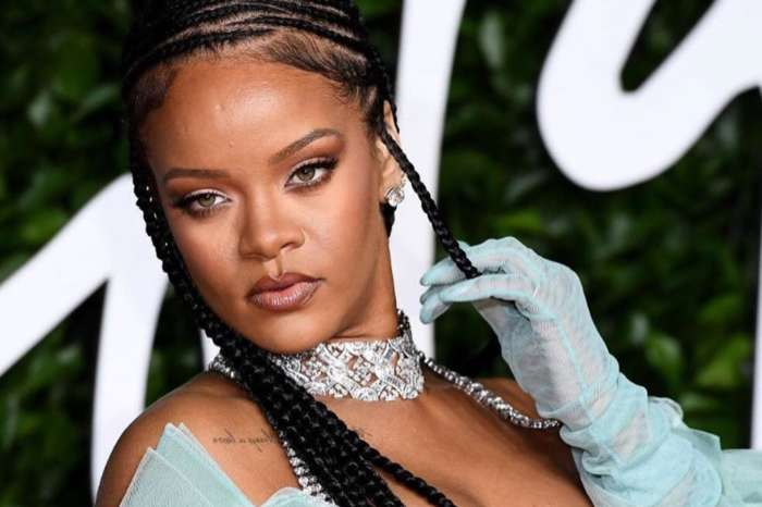 Rihanna Blends Soccer And High-End Fashion Like No One Else In New Photos