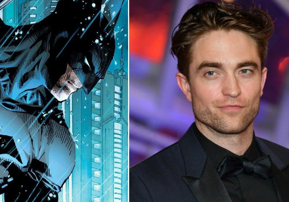 Robert Pattinson Says Batman Is 'Not A Superhero'