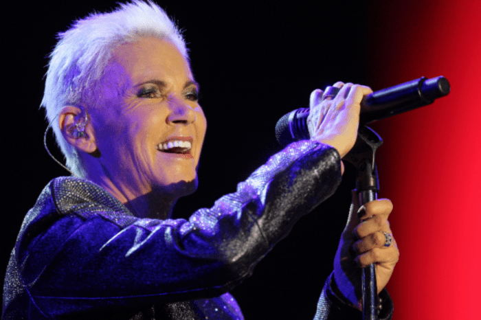 Roxette Singer Marie Fredriksson Passes Away At The Age of 61