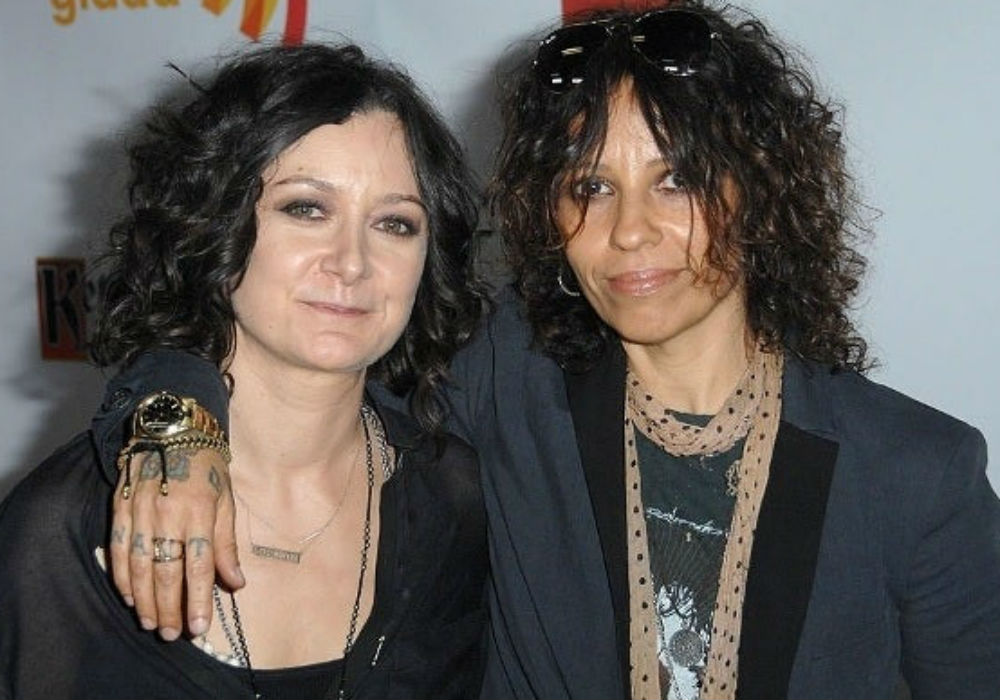 Sara Gilbert Separating From Wife Linda Perry After 5 Years Of Marriage