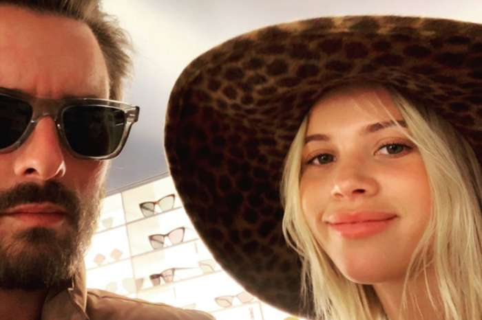 Trolls Tell Scott Disick His Girlfriend Sofia Richie Looks Like His Daughter