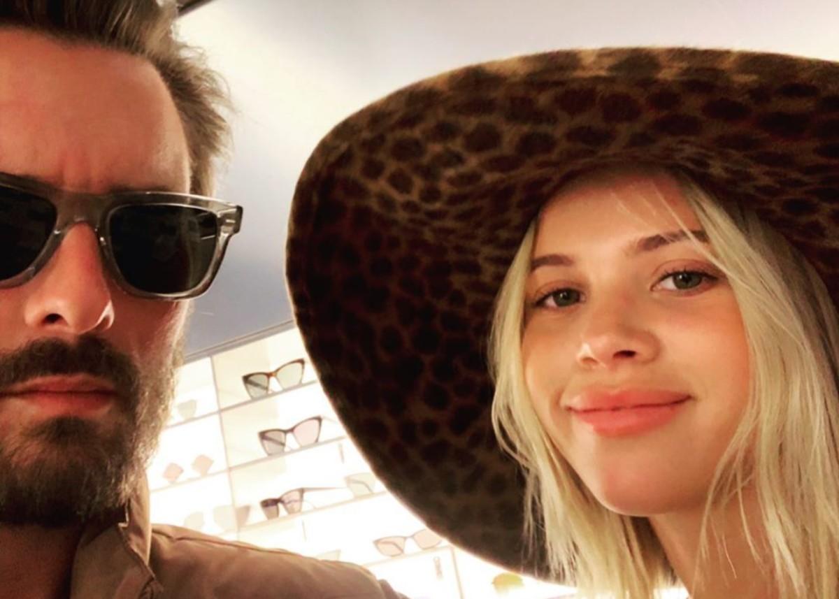 Trolls Tell Scott Disick His Girlfriend Sofia Richie Looks ...