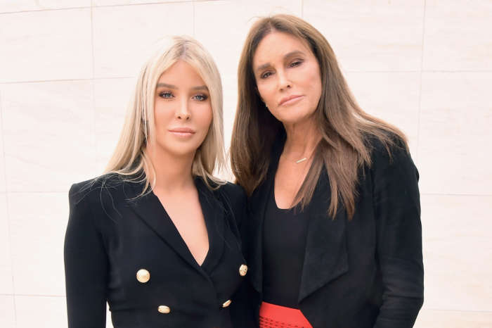 Sophia Hutchins Claims She's Dating A Man Amid Caitlyn Jenner Romance Rumors