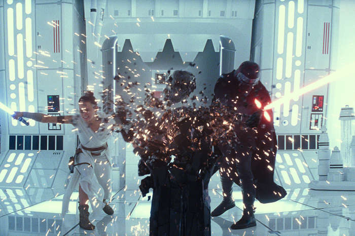 Star Wars The Rise Of Skywalker Does Well At Box Office But Lags In Comparison To The Last Jedi