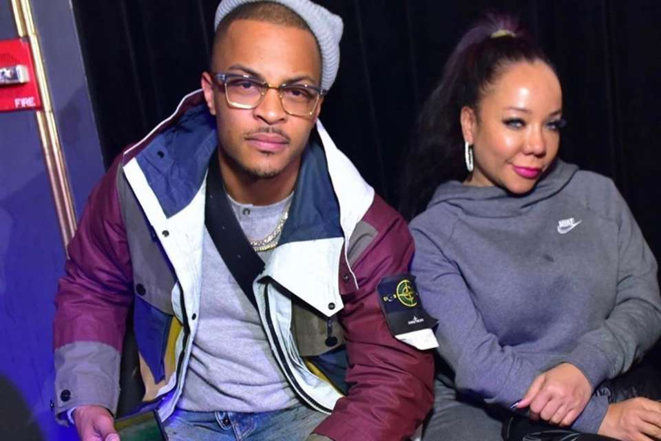 T.I. Plays With Tiny Harris' Gray Hair In New Video And Tells Her She Is Old -- Some Of The Singer's Fans Are Angered By The Comment, Especially After The Deyjah Harris Drama