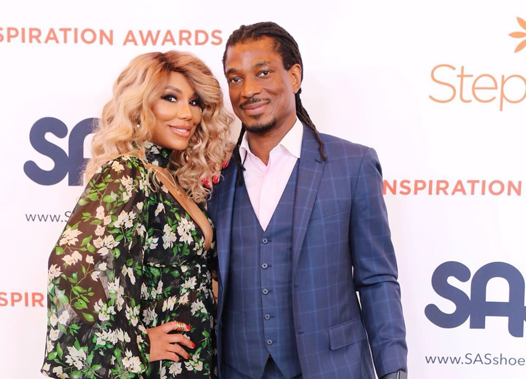 Tamar Braxton Praises Her Nephew's Talent - Check Out Her Video Of Him