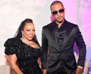 Tiny Harris Cannot Keep Her Hands And Eyes Off T.I. In New Lovey-Dovey Pictures