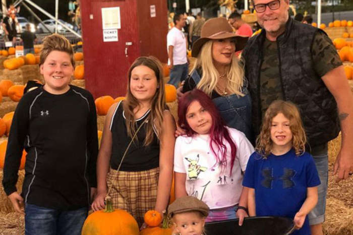Tori Spelling Opens Up About Balancing Her Career And Family Life While Trying To Make Each Of Her Five Kids Feel Special