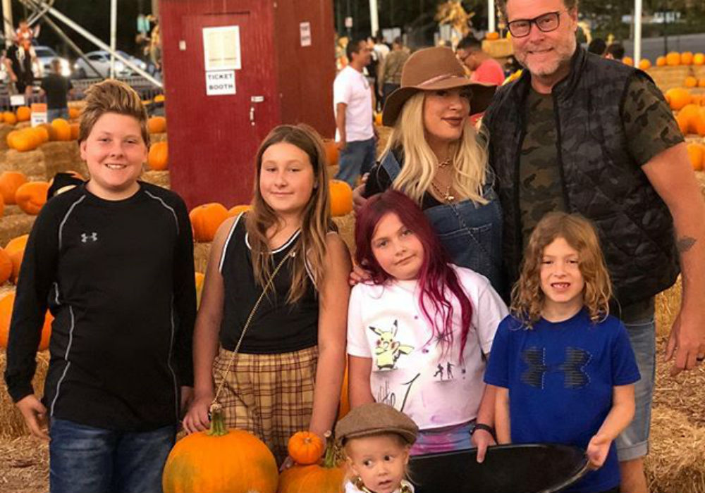 Tori Spelling Admits She's In A 'Perpetual State Of Mom Guilt' Over Trying To Balance Her Career And Family Life