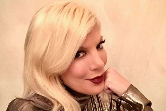 Tori Spelling Gets Candid About Her Financial Troubles, Admits She's 'Not Good With Money'