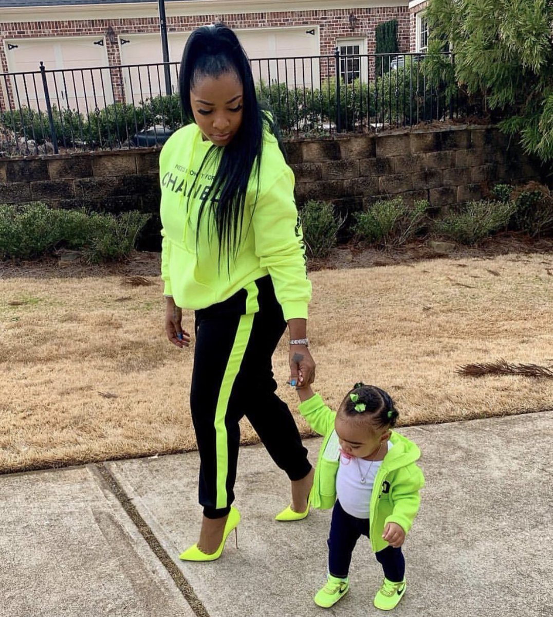 Toya Johnson Shares A Gorgeous Photo With Baby Reign Rushing Ahead Of Christmas