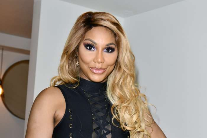 Tamar Braxton's Fans Are Grateful To David Adefeso For Making Her Happy - See Their Latest Video Together
