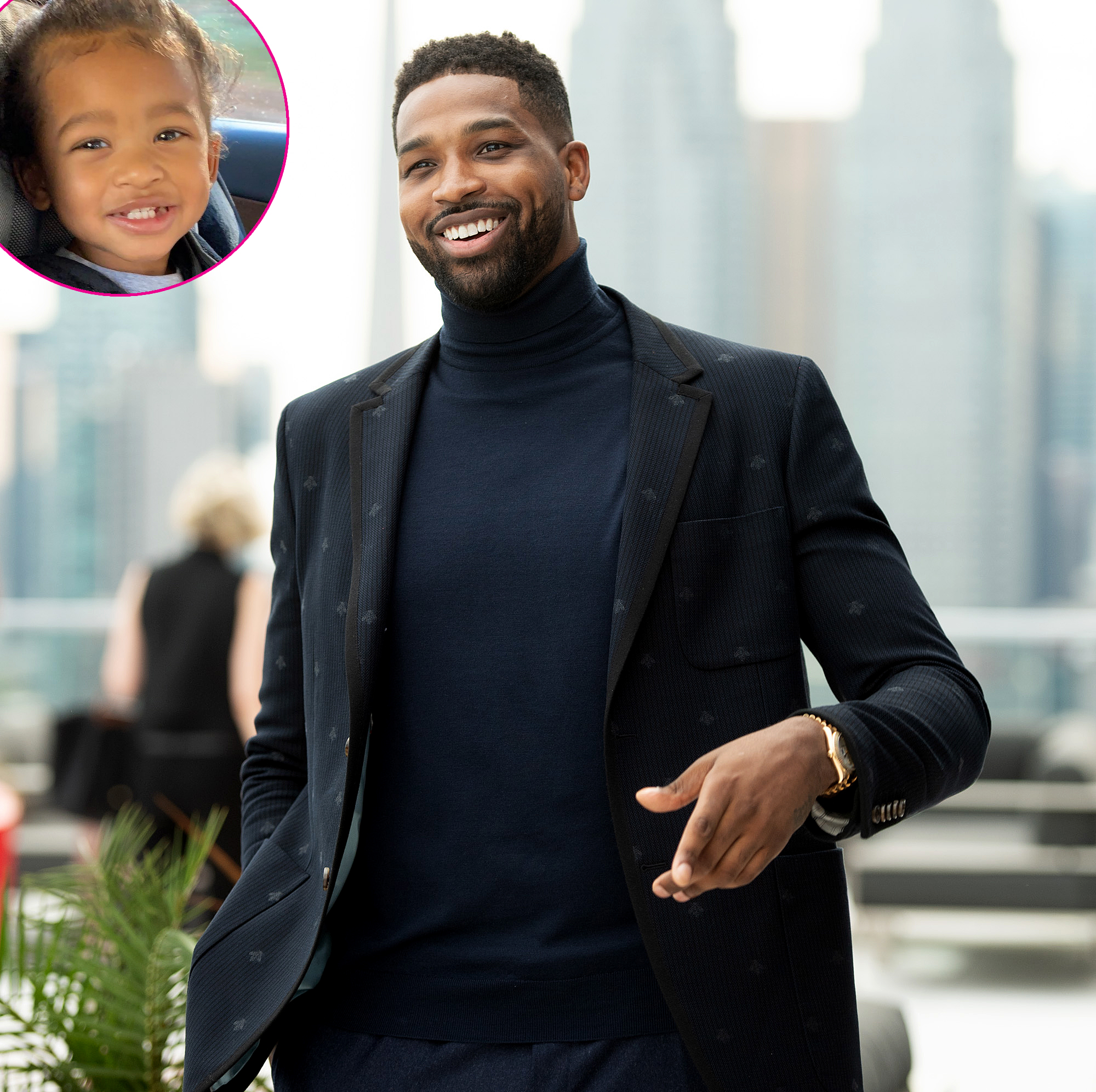 Tristan Thompson Shows Love To His Boy, Prince For His Birthday - Here's The Proud Dad's Message