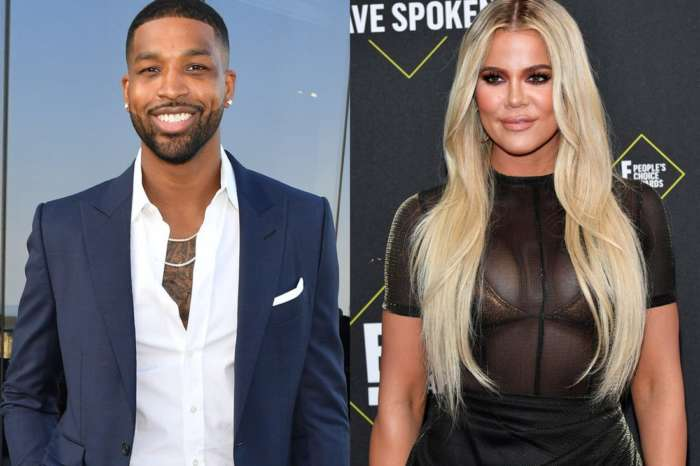 KUWK: Tristan Thompson Gushes Over Khloe Kardashian's Latest Post Amid Rumors They're Back Together!