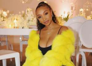 Tiny Harris' Daughter, Zonnique Pullins, Tells It All In New Video --  She Reveals How And For Whom T.I.'s Wife Spends A Lot Of Money