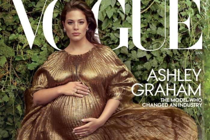 Ashley Graham Looks Like A Goddess As She Covers US Vogue — Pregnant Model Opens Up About Weight Gain