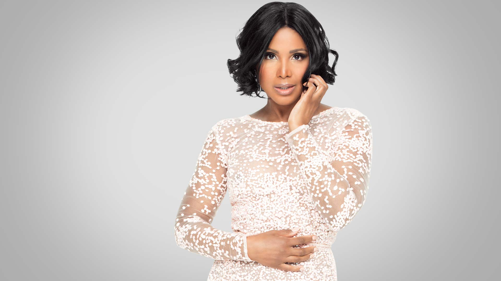 Toni Braxton SHows Off her Home For Christmas - The Video Is Featuring Her Two Boys And You Can Watch It Here