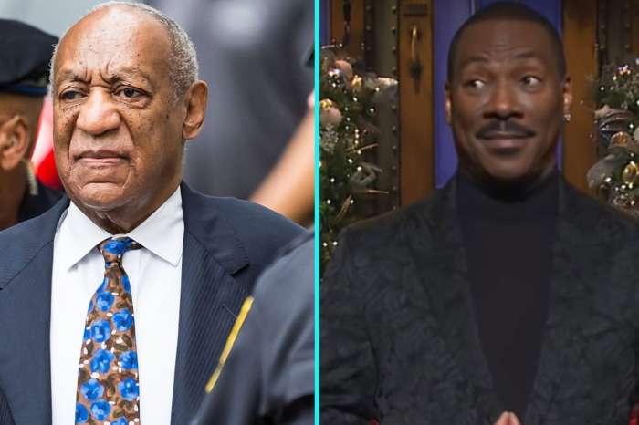 Bill Cosby PR Rep Slams Eddie Murphy For Shading Him On 'Saturday Night Live' - Calls Him A 'Hollywood Slave!'