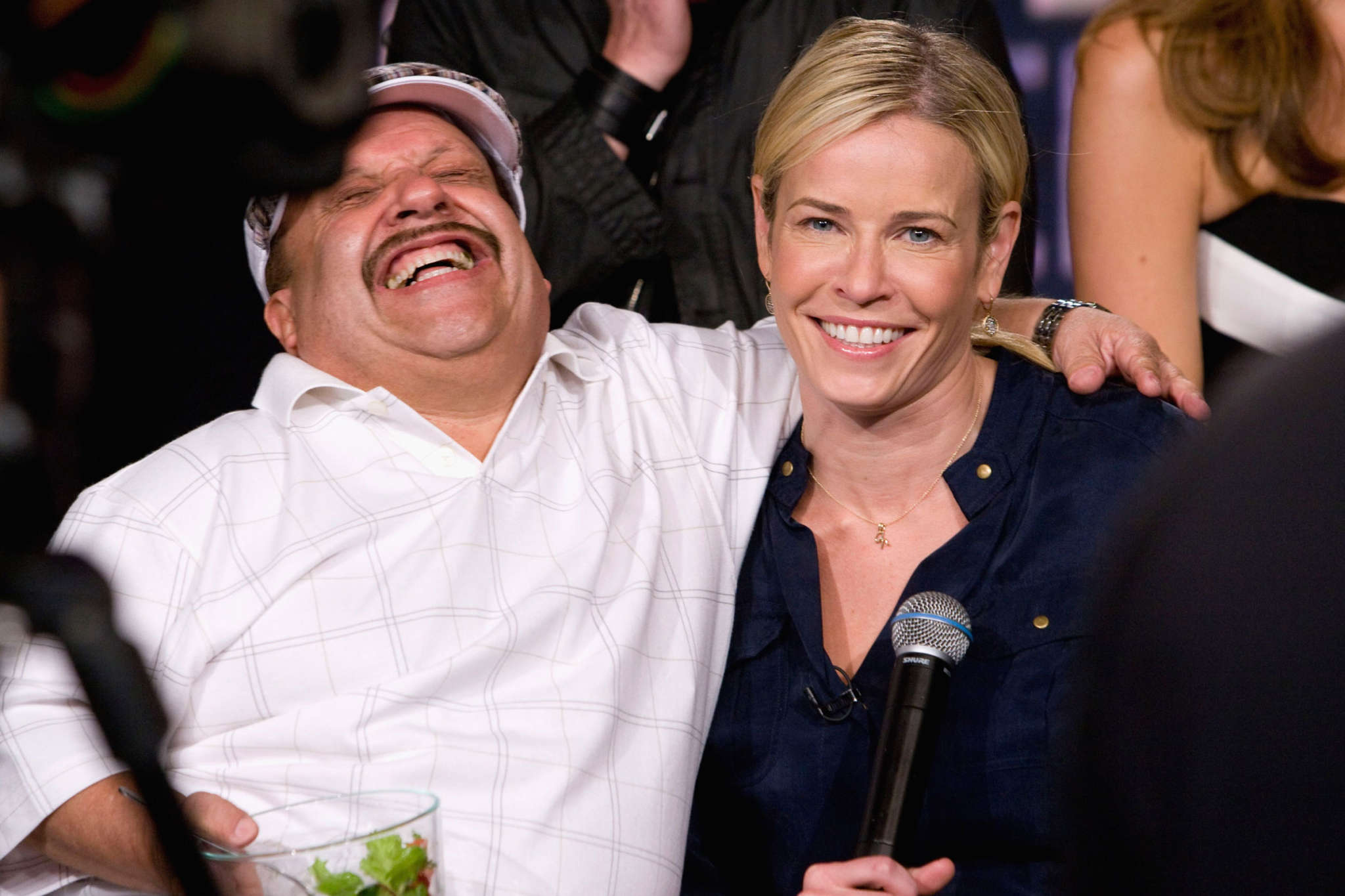 Chuy Bravo, Chelsea Handler's sidekick, dead at 63, reports say