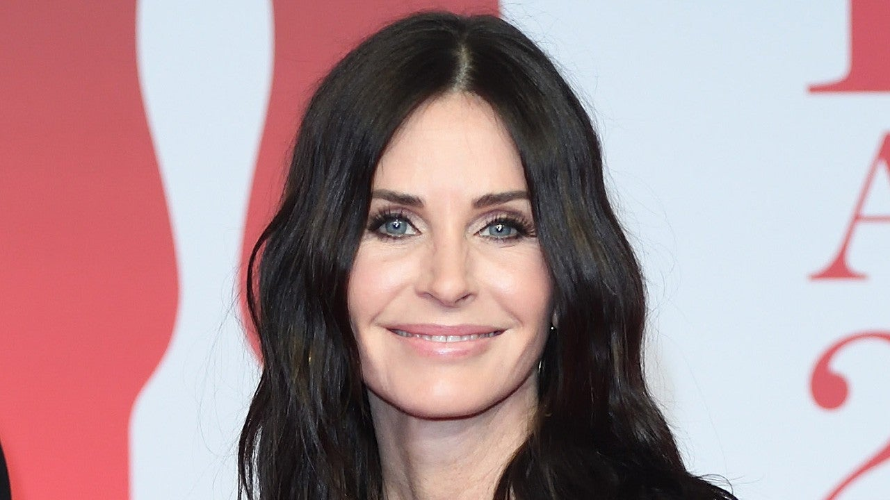 Courteney Cox Had the Best Response to Being Mistaken for Caitlyn Jenner