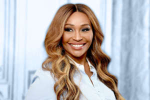 Cynthia Bailey Shows Off Her Vibrant Natural Beauty In This Ethereal No-Makeup And Natural Hair Pic!