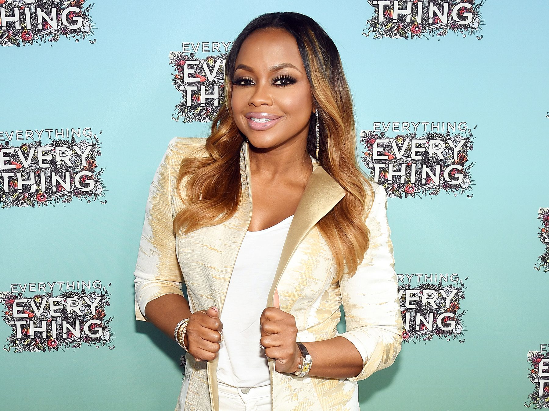 Phaedra Parks Has Some Words Of Wisdom To Say About Christmas Gifts