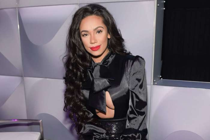 Erica Mena Shares Exciting Footage From The Set Of BET's 'Sacrifice' Movie In Which She's Also Featured - See The Videos