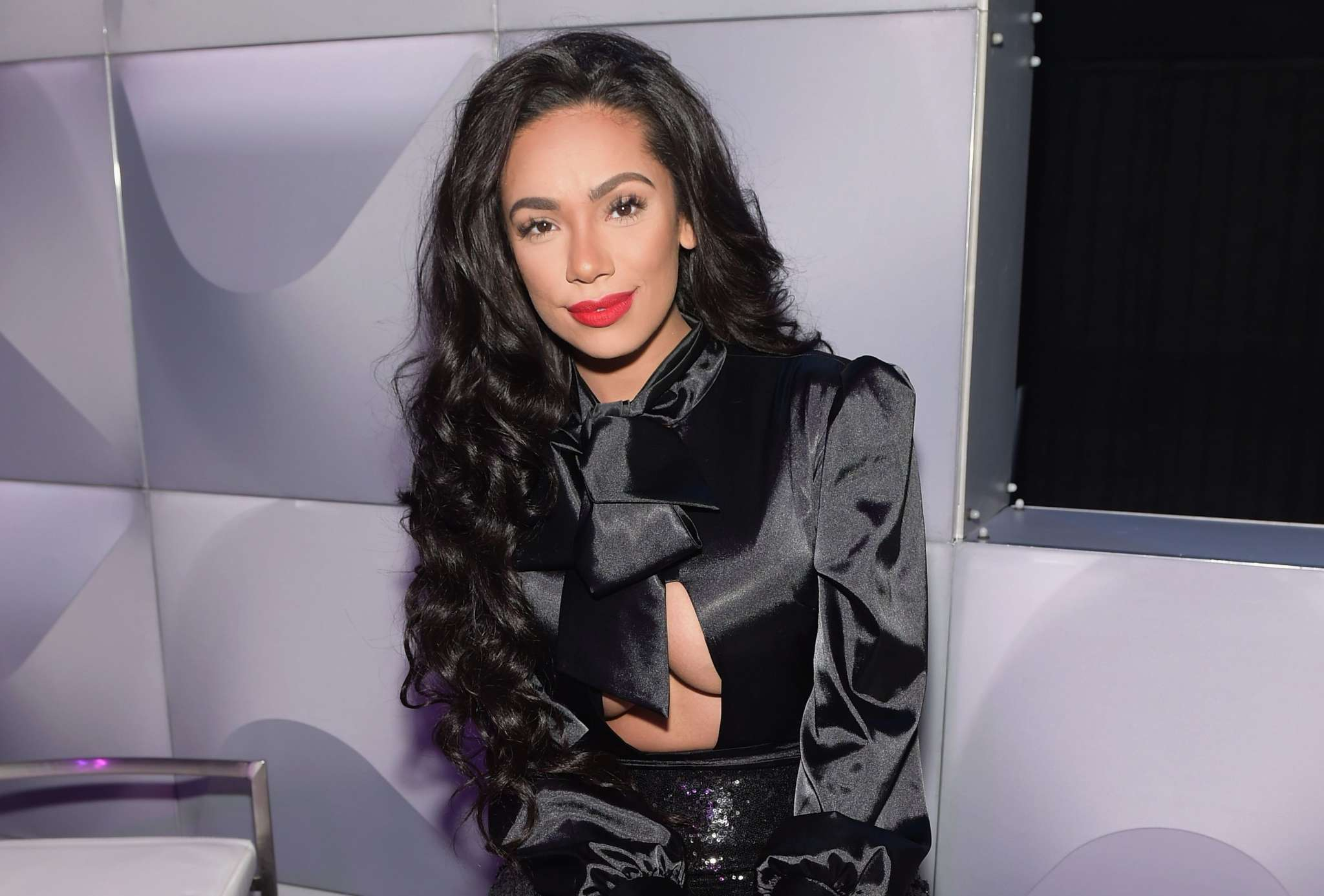 Erica Mena Shares Exciting Footage From The Set Of BET's :Sacrifice' Movie In Which She's Also Featured - See The Videos
