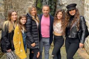 Joe Giudice Is Super 'Excited' To Spend Christmas With His Daughters In Italy - Details!