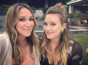 Hilary Duff's Sister Haylie Reveals If She'll Appear Alongside Her In The Lizzie McGuire Reboot!