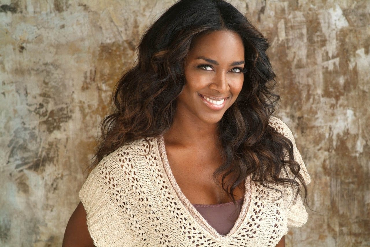 Kenya Moore's Fans Ask For A Book From Her Years As A Pageant Goddess