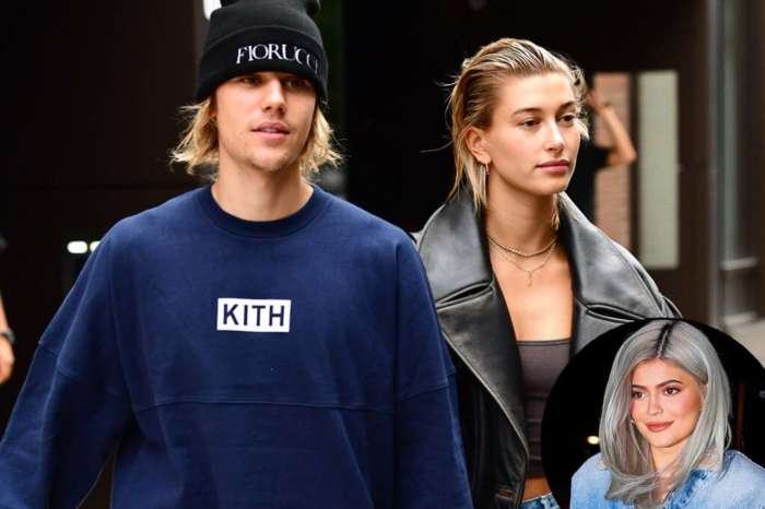 KUWK: Kylie Jenner Purchases Pricy Limited Edition Beanie Baby From Justin Bieber And Hailey Baldwin's Charity Event!