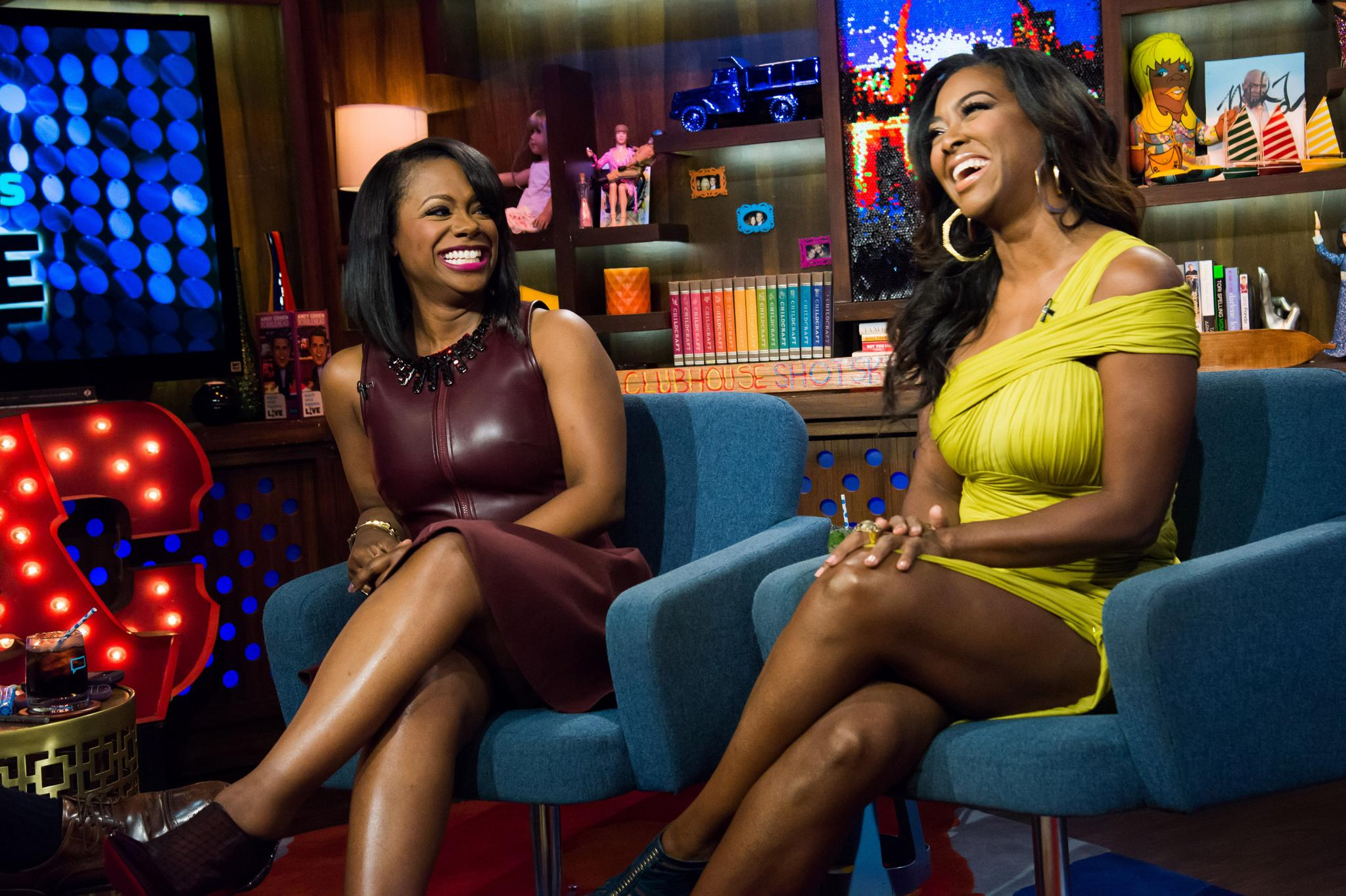 Kandi Burruss Has A New 'Speak On It' Episode Out - See It Here To Find Out Why People Are Slamming Kenya Moore