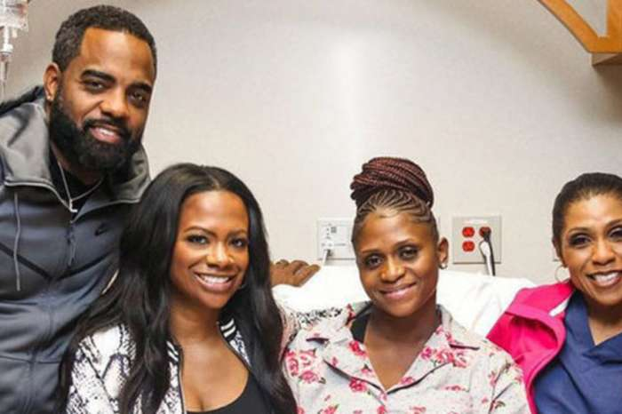 Kandi Burruss Praises The Surrogate Mother Who Helped Her Have Baby Blaze Tucker