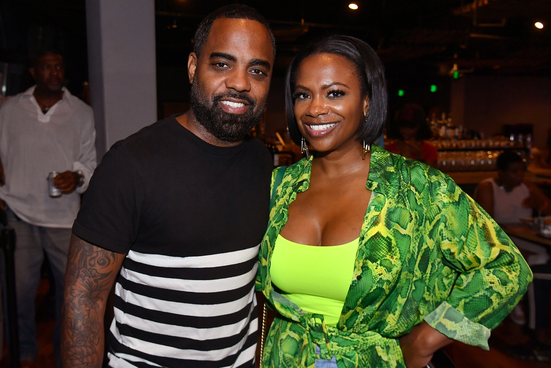 Kandi Burruss Tells Fans The Reason For Which Todd Tucker Got On Her Nerves In The First Week Their Daughter, Blaze Tucker Got Home