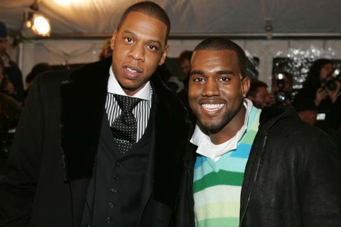 Jay Z And Kanye West Party Together At Diddy's Birthday Bash Despite Years Of Public Beefing!